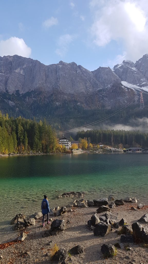 beautiful places in Europe - Eibsee