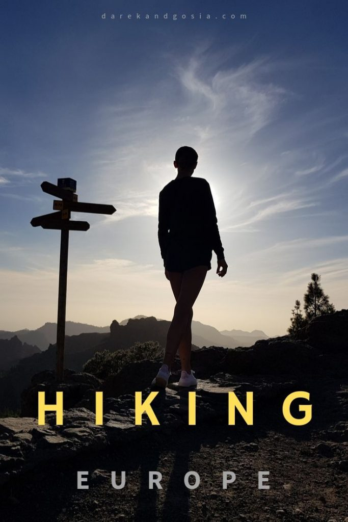 Best places for hiking in Europe