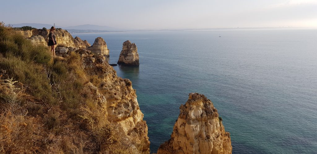 Hiking in Europe - Algarve Coast - Portugal