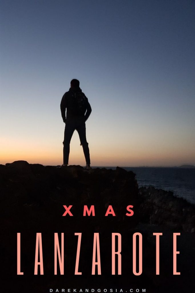 Christmas in Lanzarote