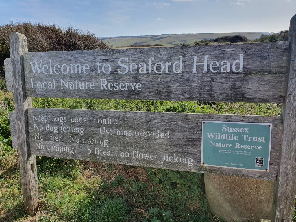 Seaford Head Nature Reserve