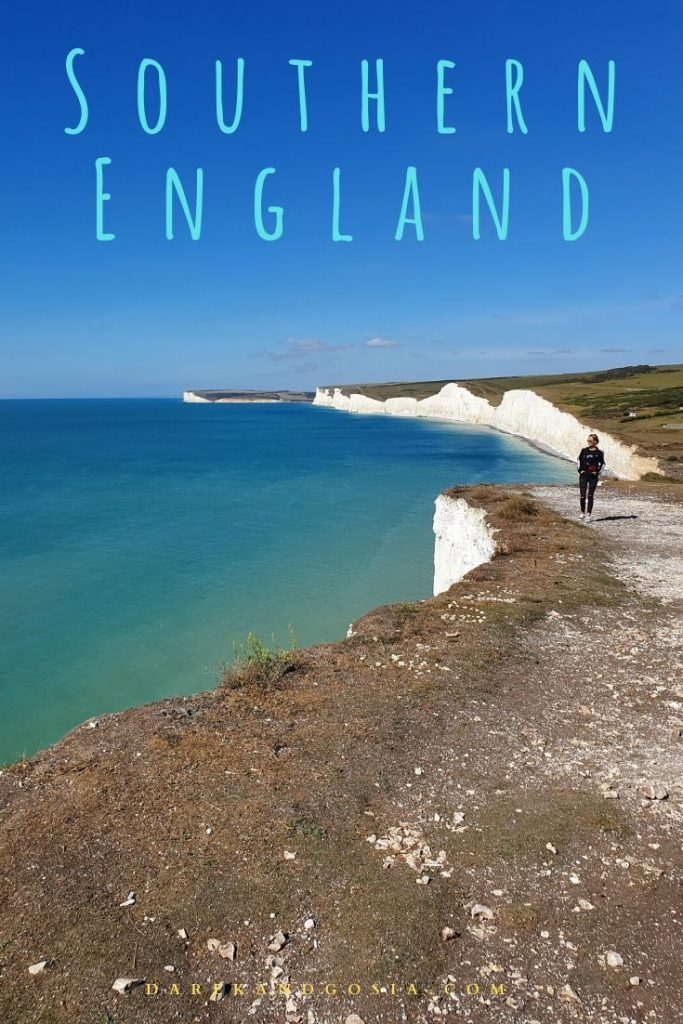 Places to visit in Southern England