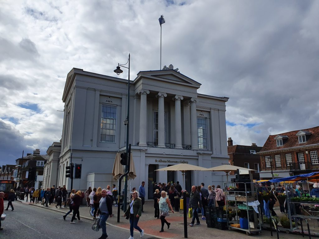 St. Albans things to see - St Albans Museum + Gallery