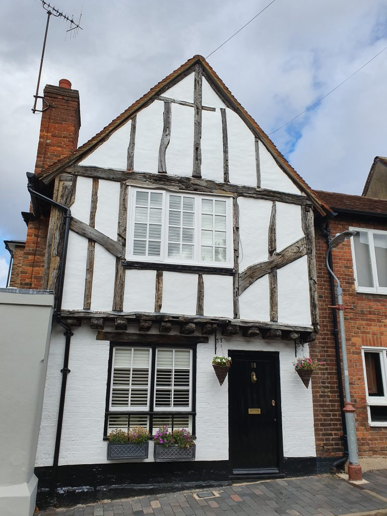 St. Albans things to see - St. Albans Old Town