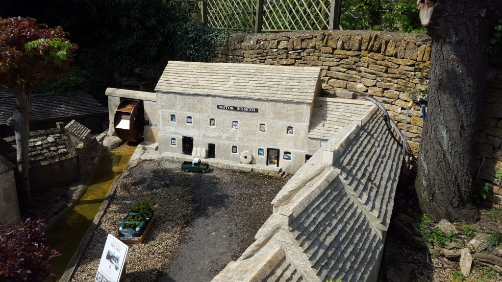 The history of the Model Village