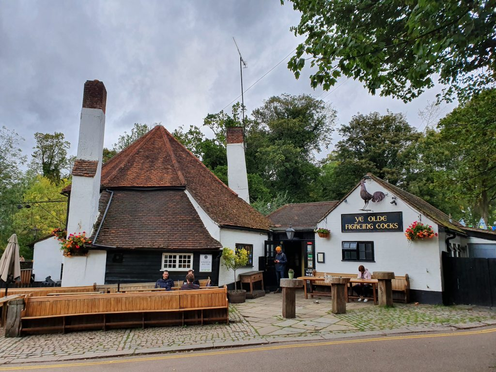 Things to do in St. Albans - Ye Olde Fighting Cocks