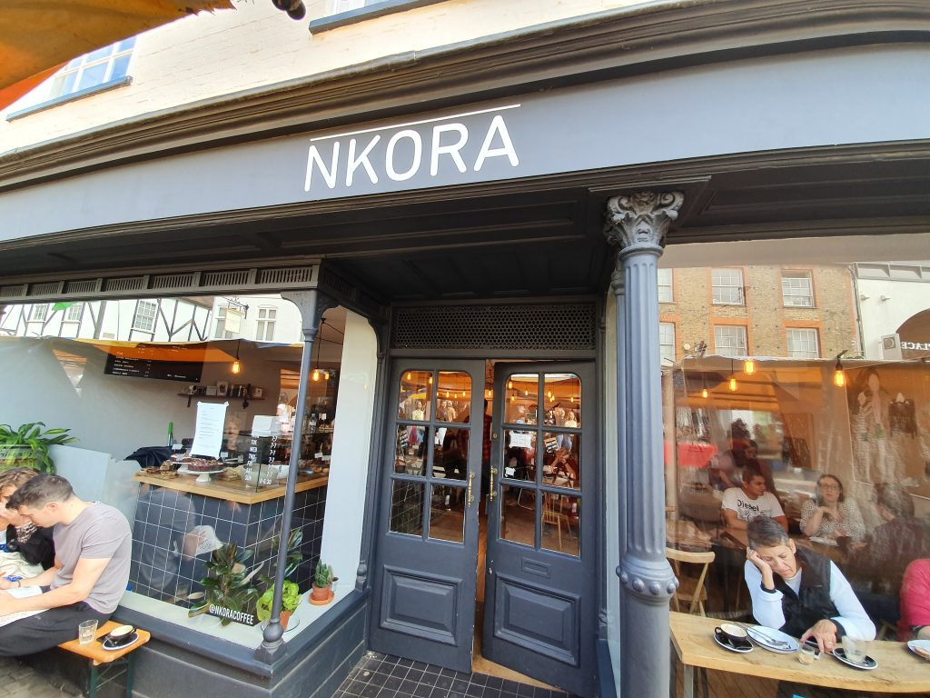 What to do in St. Albans - Nkora Coffee