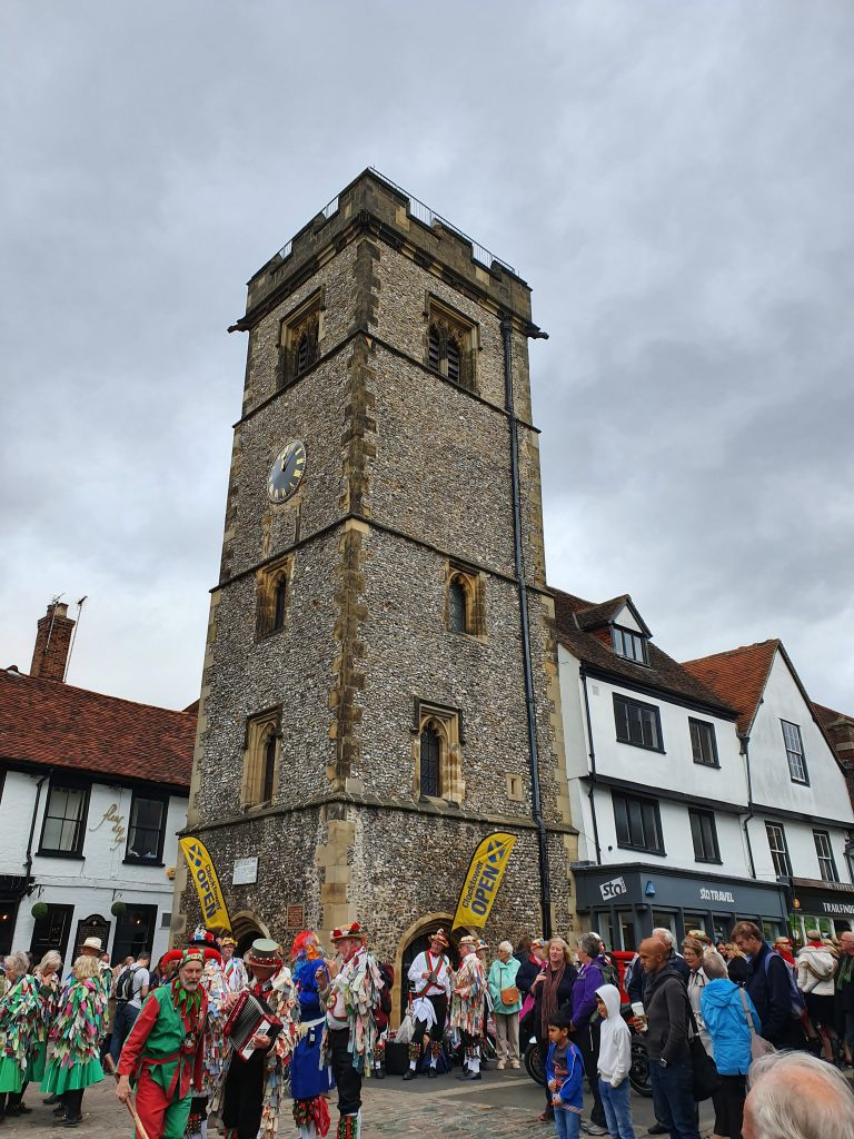 What to see in St. Albans - The Clock Tower