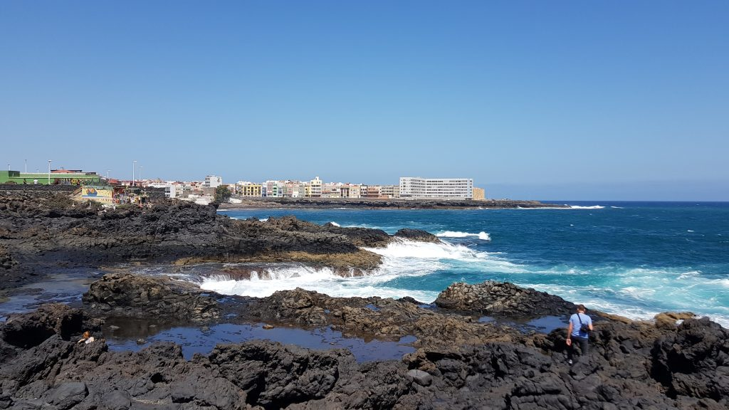 Best beaches in Gran Canaria - La Garita Beach