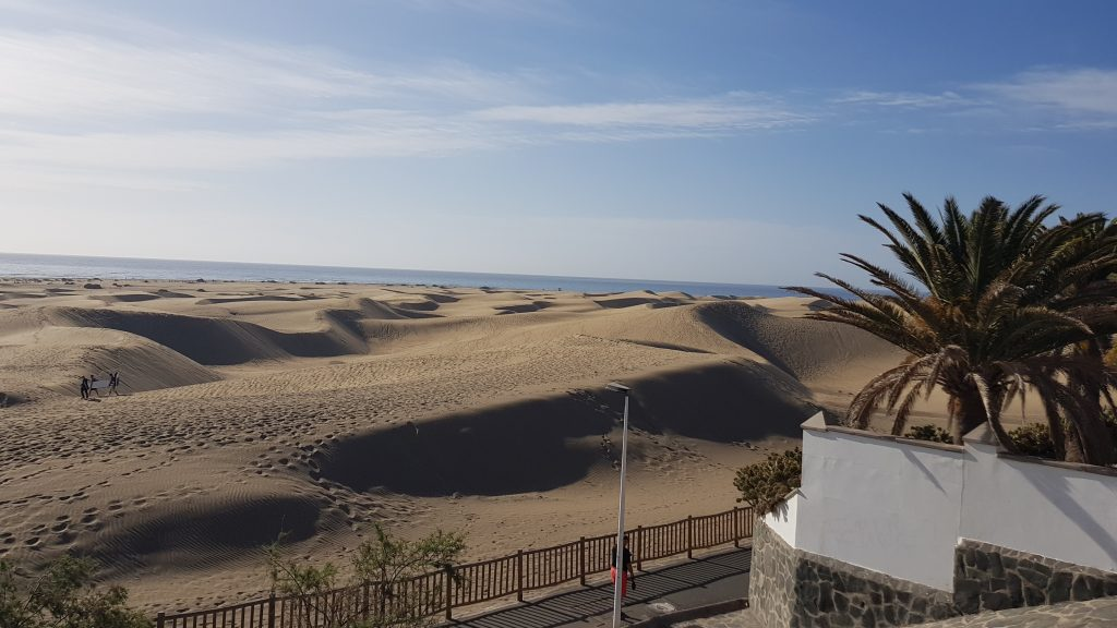 Best beaches in Gran Canaria - Playa de Maspalomas
