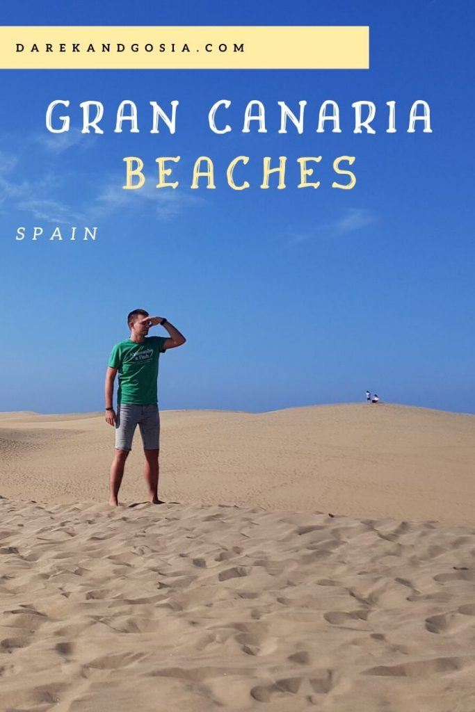 Best beaches in Gran Canaria