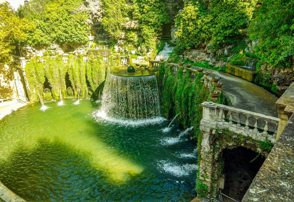 Best places to visit in Italy - Tivoli