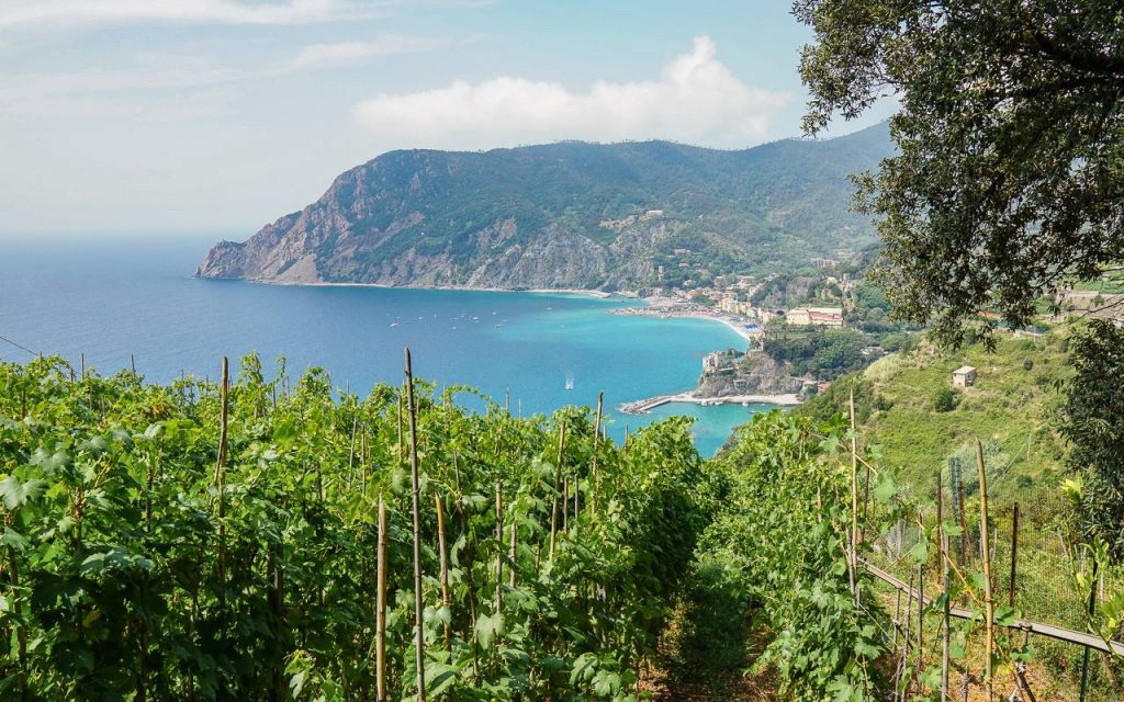 Cinque Terre Hiking - best places to hike in Europe
