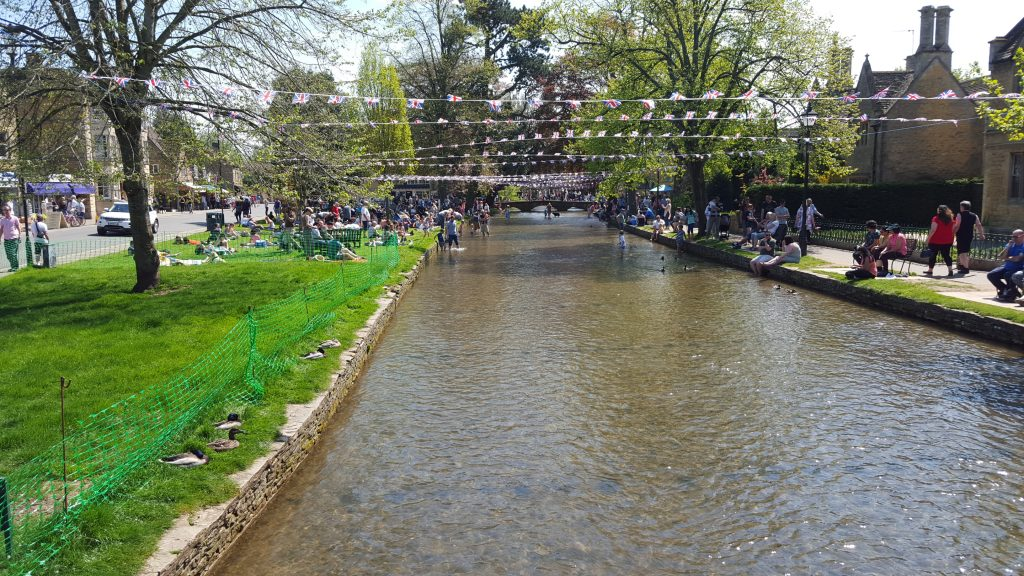 Cotswold villages - Bourton-on-the-Water