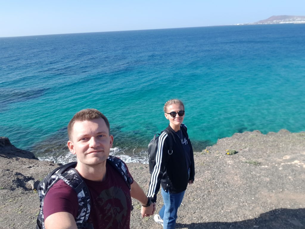 How to get to Papagayo Beach from Playa Blanca by sea