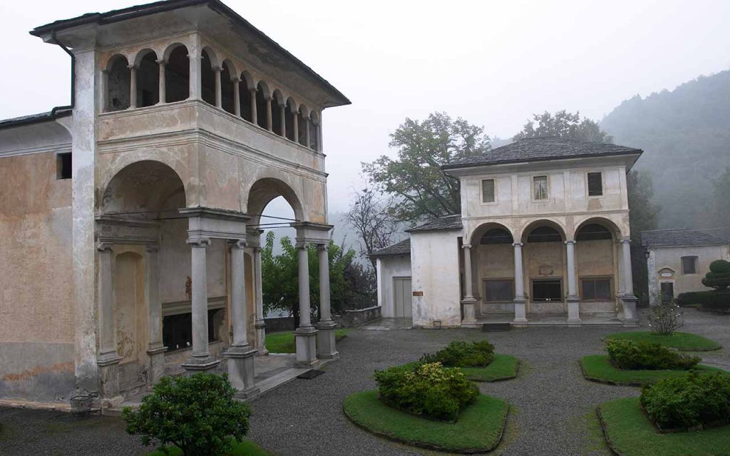 Sacri-Monti-Varallo - best places to visit in Italy