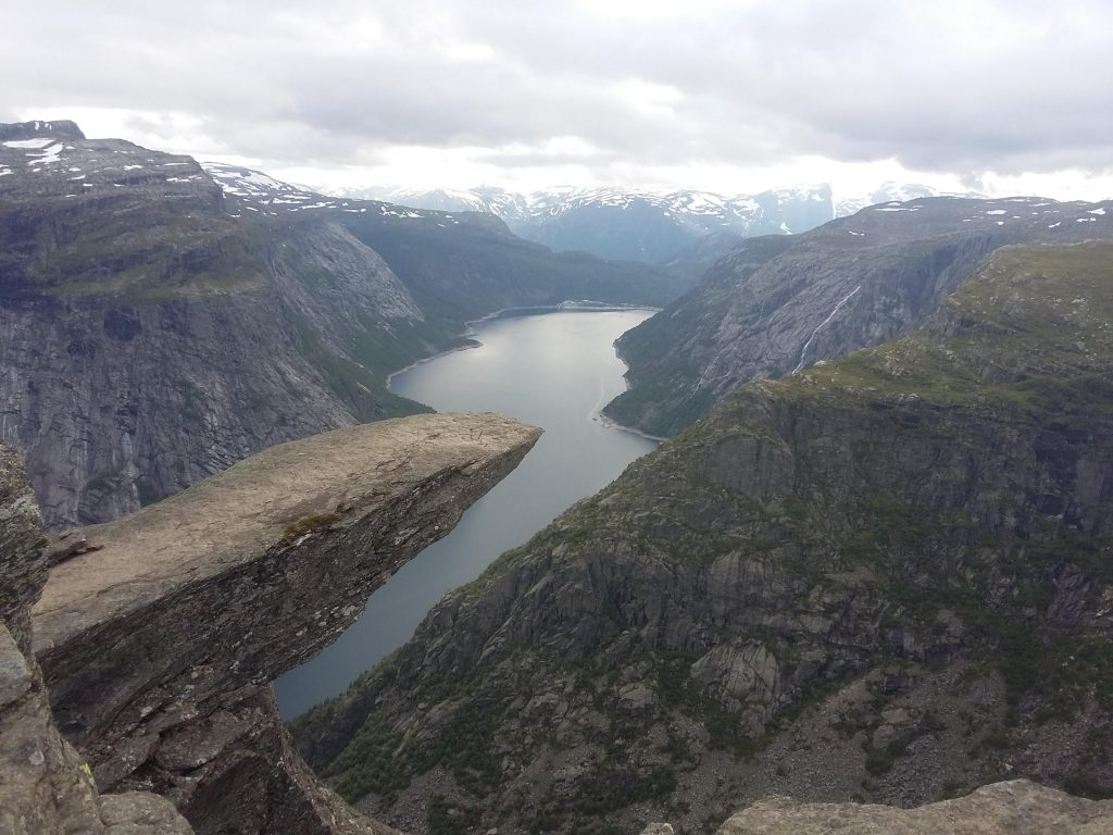 Trolltunga - best hiking in europe
