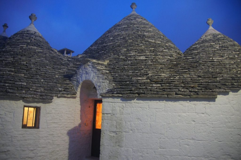 Trulli in Alberobello - must see places in Italy