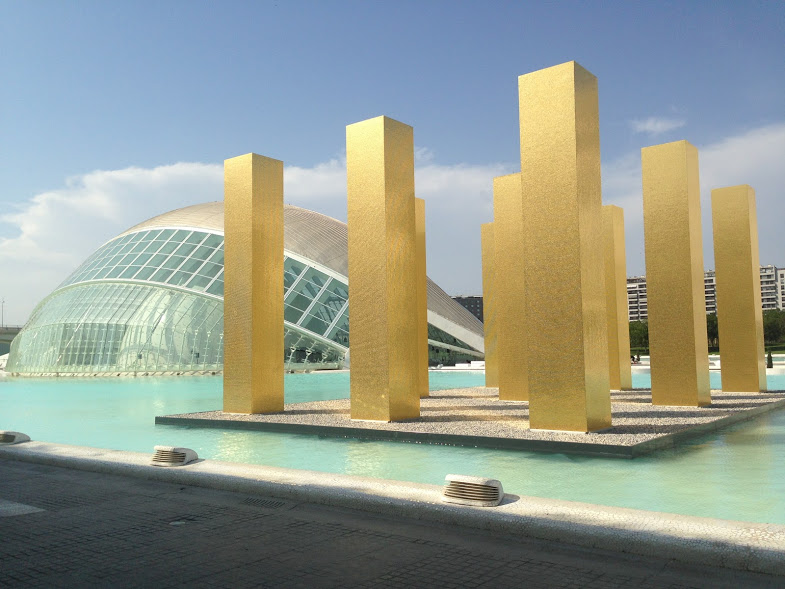 Unique places to visit in Spain - City of Arts and Sciences Valencia