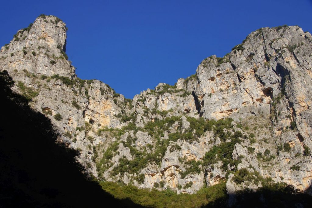 Vikos Gorge - best hiking in Europe