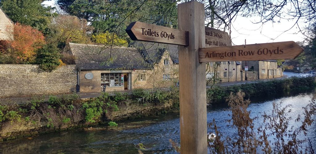 How to get to Bibury from London