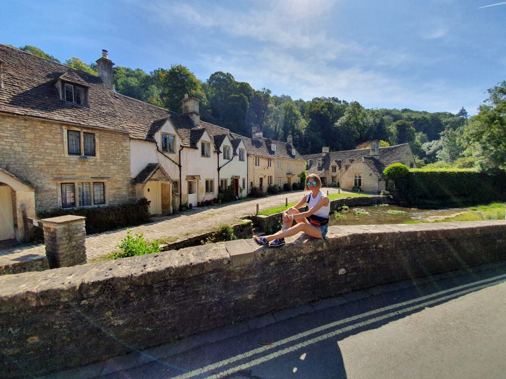 Beautiful villages in England - Castle Combe, Wiltshire