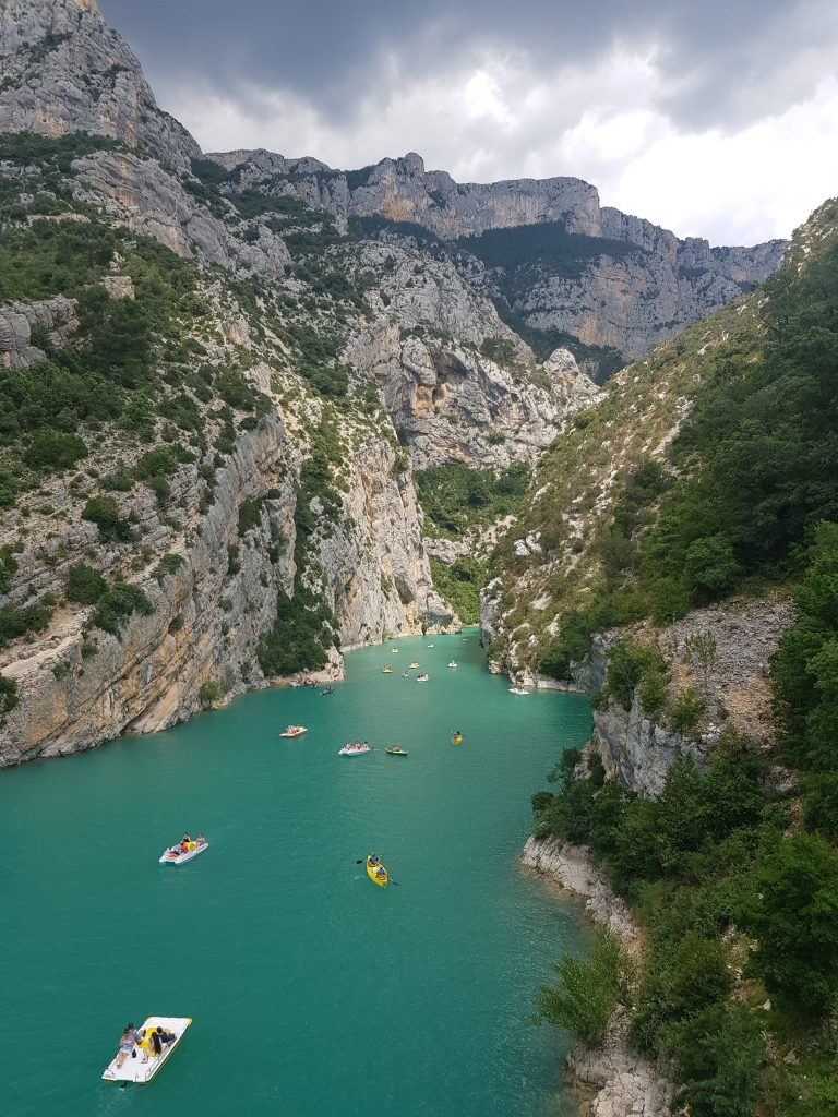 Best Natural wonders of Europe - Verdon Gorge, France