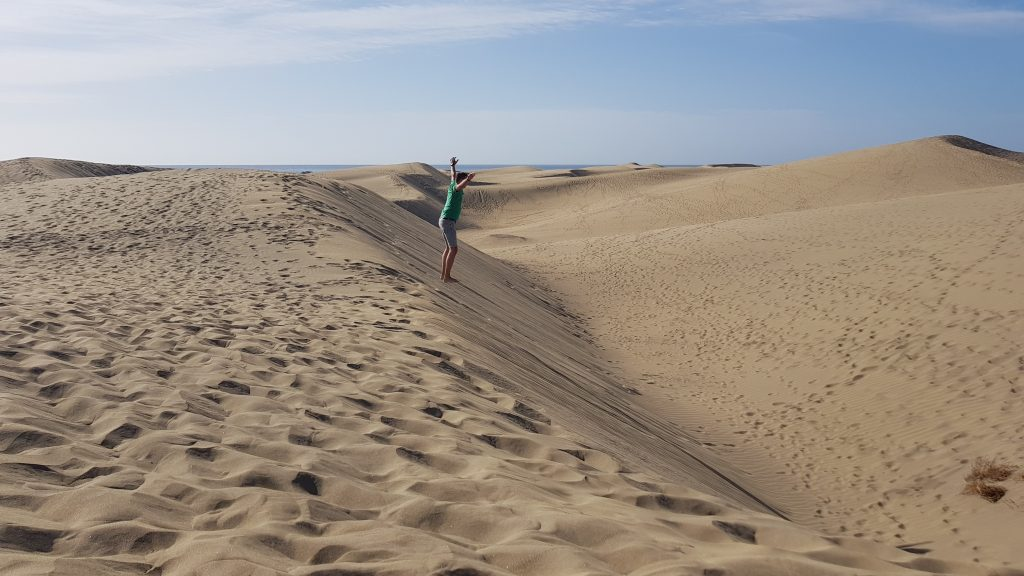 Best beaches in Spain - Maspalomas Beach - Gran Canaria