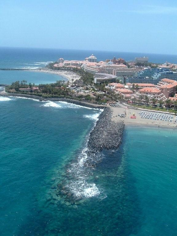 Best beaches in Spain - Playa de Las Americas - Tenerife