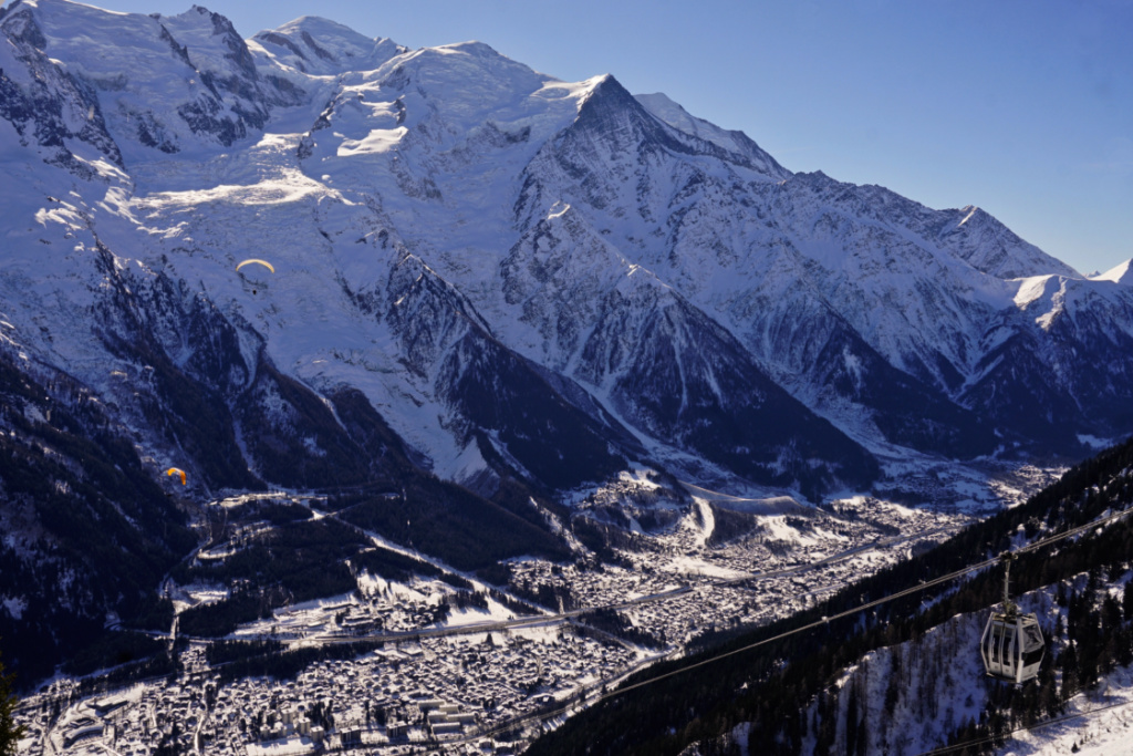 Best places in south of France - Chamonix