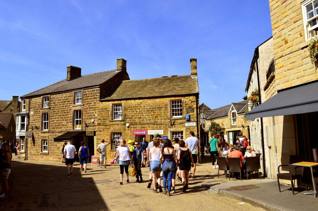 Best villages in England - Bakewell