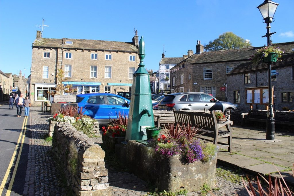 Best villages in England - Grassington