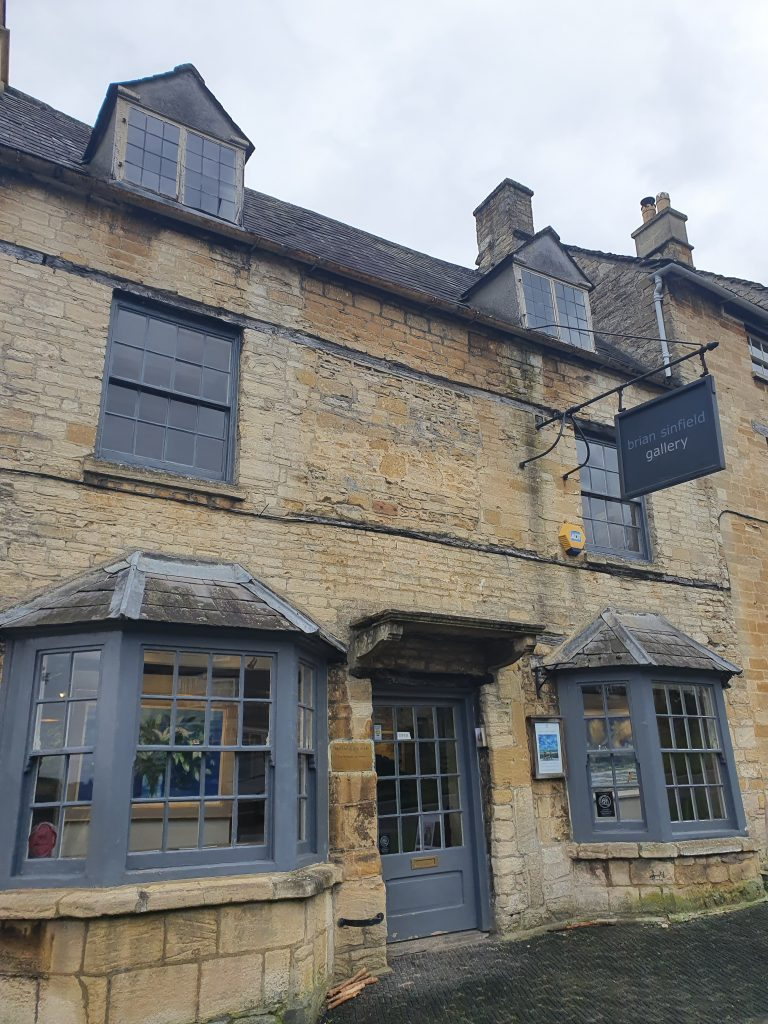 Burford - Brian Sinfield Gallery