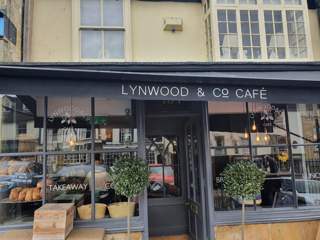 Burford Cotswolds - Lynwood & Co. Café