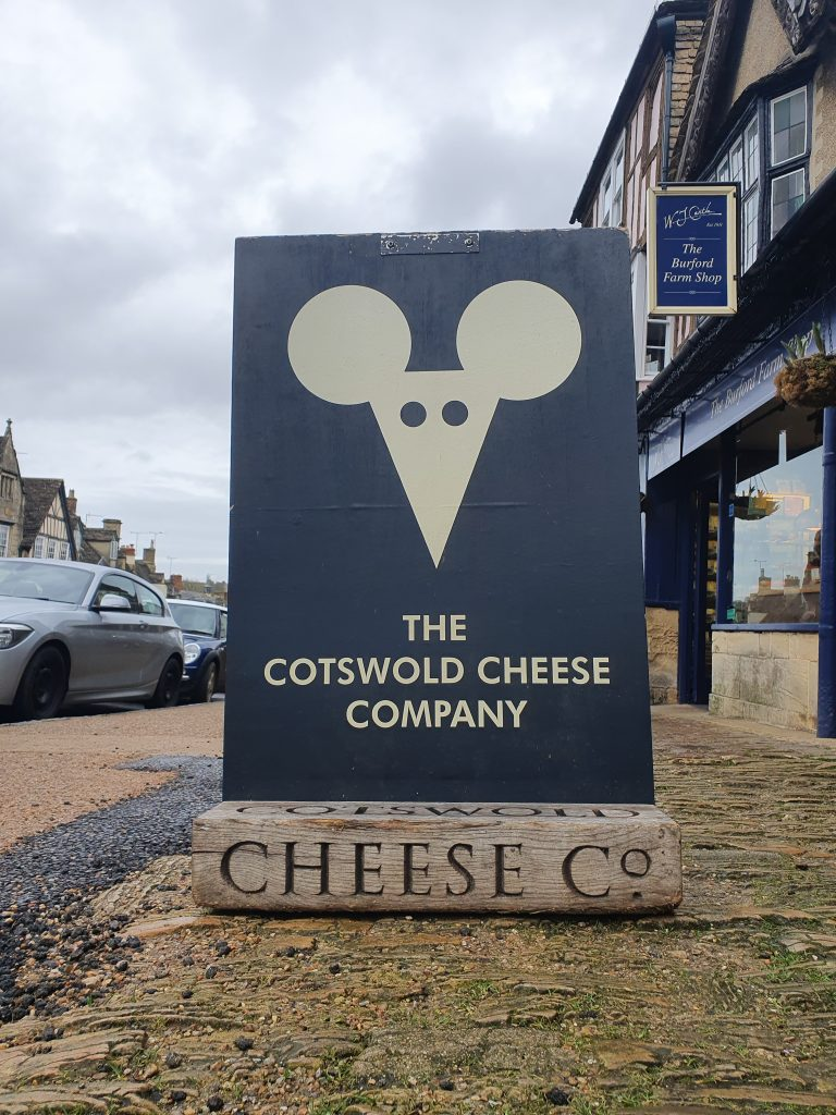 Burford Cotswolds - The Cotswold Cheese Co.