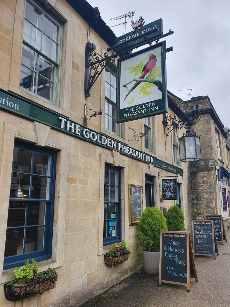 Burford Cotswolds - The Golden Pheasant Inn