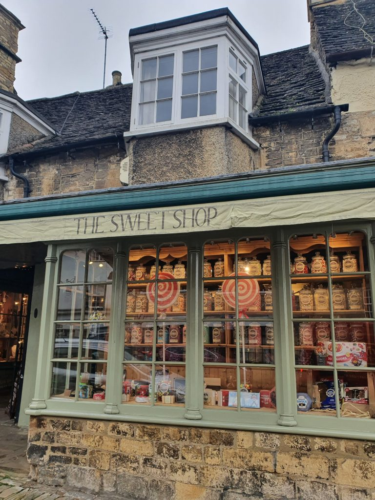 Burford Cotswolds - The Sweet Shop Burford