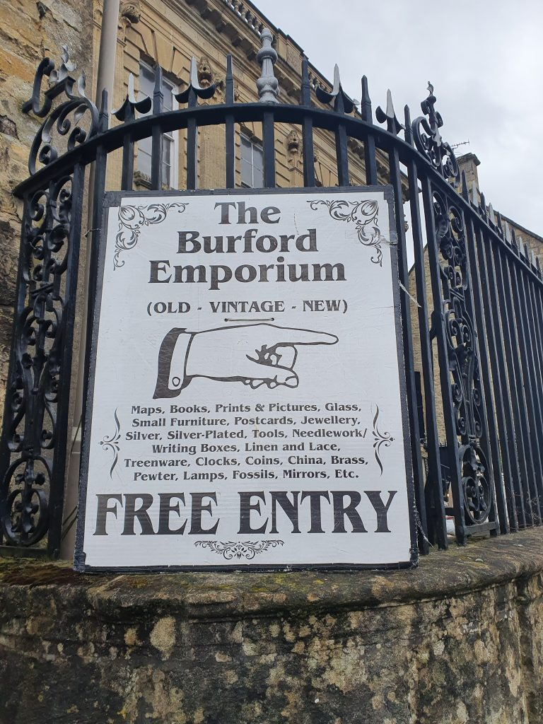 Burford - The Burford Emporium