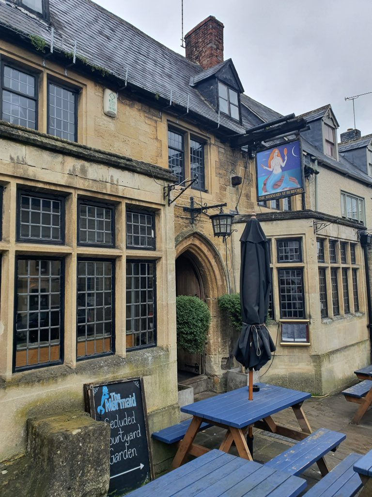 Burford - The Mermaid Inn