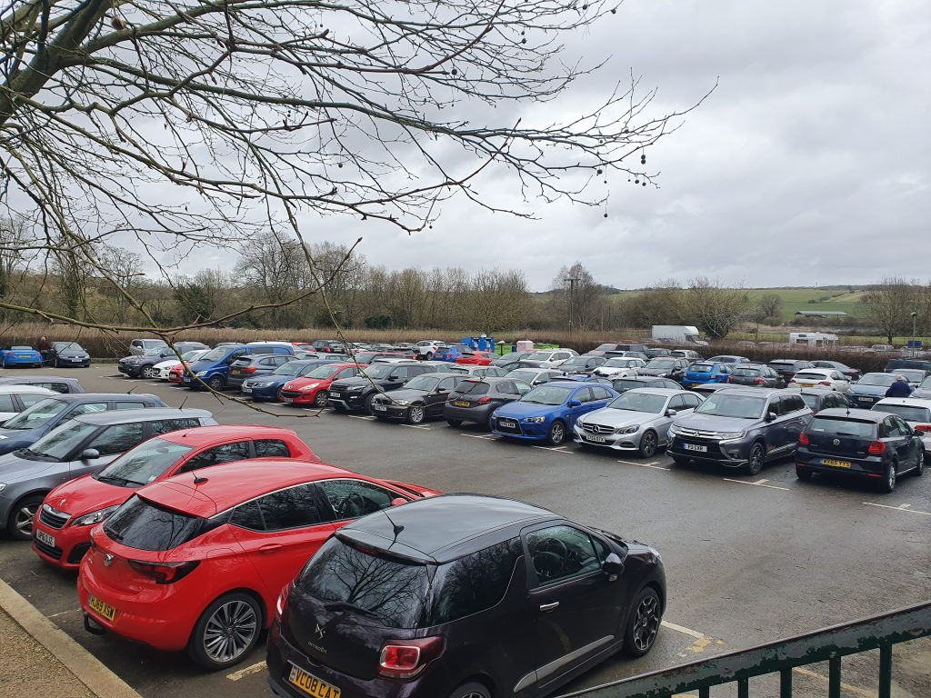 Burford parking