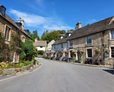 Most beautiful Villages in England