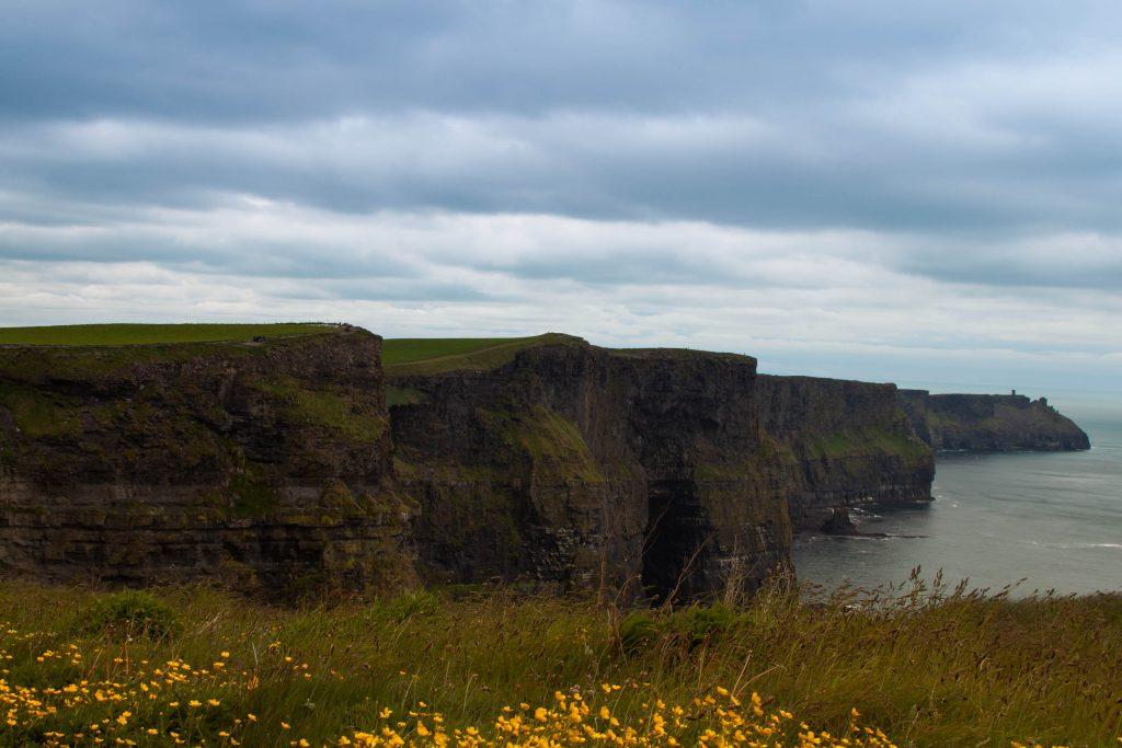 Natural wonders of Europe - Cliffs of Moher