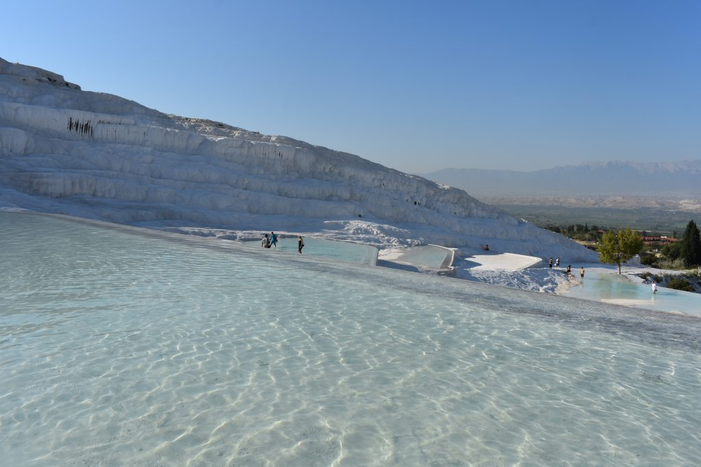 Natural wonders of Europe - Pamukkale