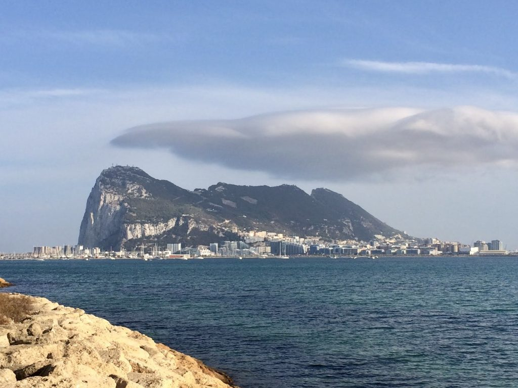 Natural wonders of Europe - Rock of Gibraltar