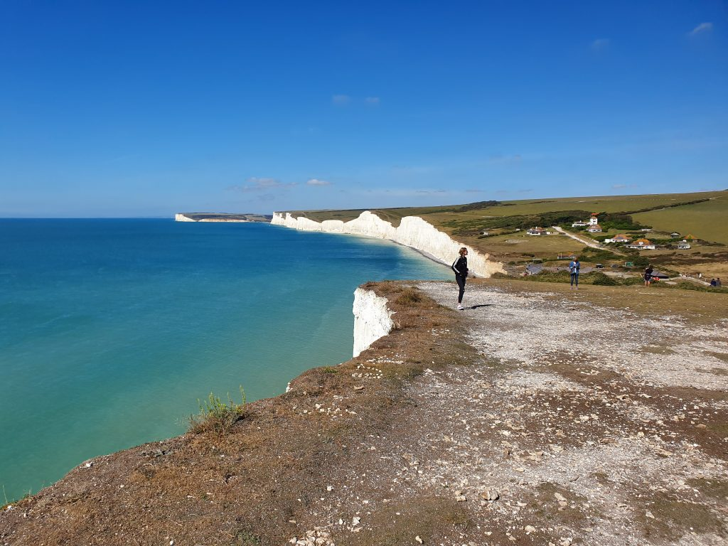Natural wonders of Europe - Seven Sisters, England