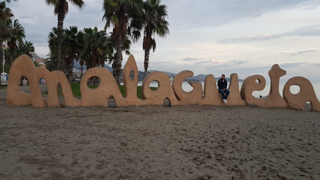 Spanish best beaches - Playa de la Malagueta - Malaga