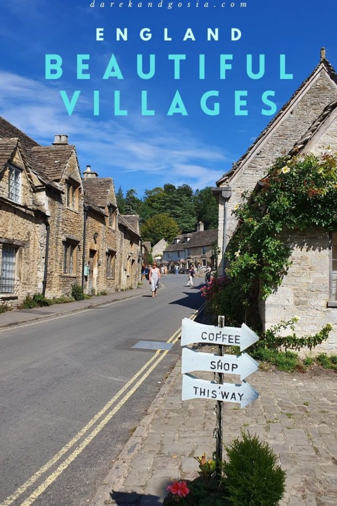Where is the most beautiful village in England
