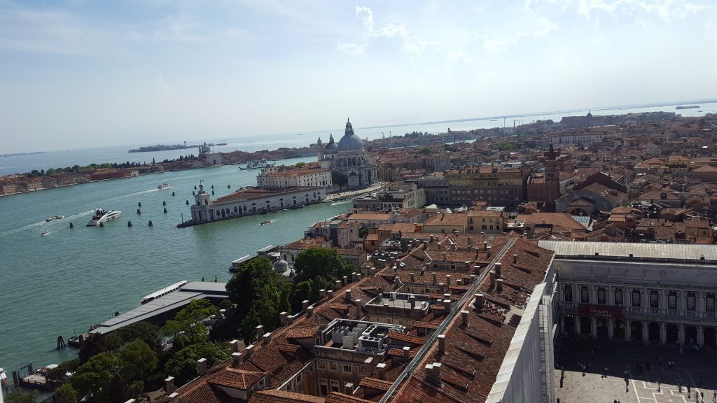 Best UNESCO World Heritage Sites in Europe - Venice And Its Lagoon, Italy