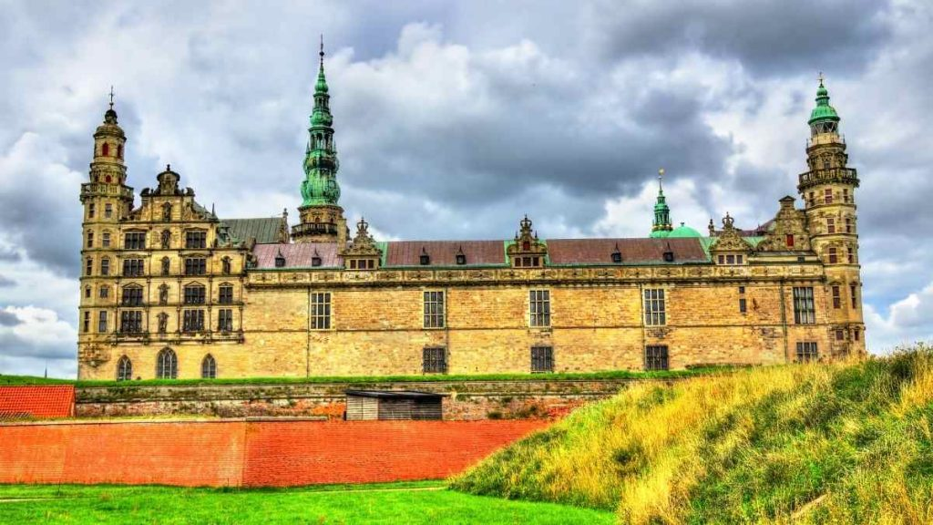 Best UNESCO sites in Europe - Kronborg Castle, Denmark
