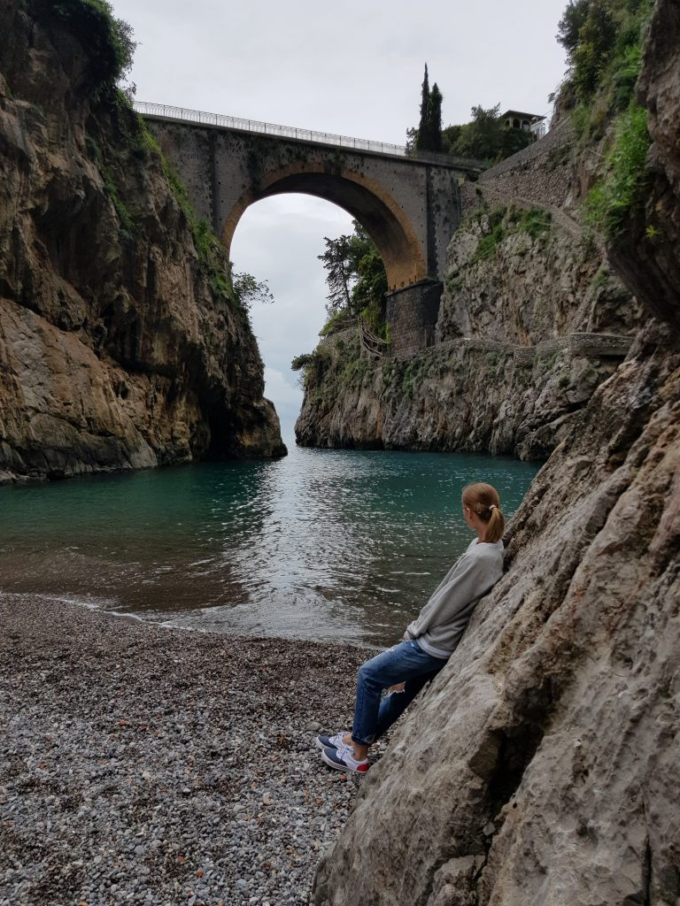Best bridges in Europe - Fiordo di Furore Bridge - Amalfi, Italy